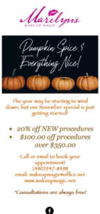 November Special is here!